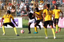 Aryan Club stun Mohammedan Sporting Club in Calcutta Football League (CFL) match of father vs son. (Photo courtesy: Mohammedan Sporting Club)