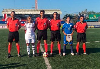 Fundación Albacete vs India Women's national team encounter at the COTIF Tournament in Valencia, Spain. (Photo courtesy: AIFF Media)