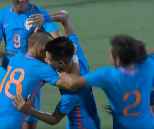 VIDEO - COTIF Tournament: Argentina U-20 0-2 India U-20 (Photo courtesy: Screenshot - COTIF Tournament Video)