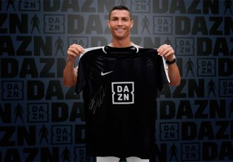 DAZN announces Cristiano Ronaldo as its first Global Ambassador (Photo courtesy: DAZN)