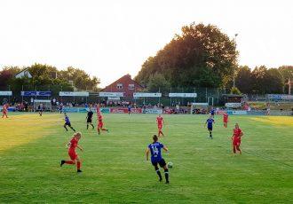 DSC Arminia Bielefeld hold FC Twent Enschede to a draw in Women's football pre-season friendly match. (© CPD Football)