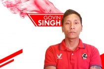 Aizawl FC sign former India defender Govin Moirangthem Singh (Photo courtesy: Aizawl FC)