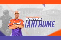 FC Pune City sign ISL's all-time top scorer Iain Hume (Image courtesy: FC Pune City)