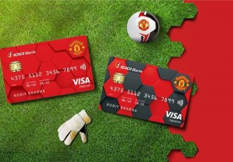 India's ICICI Bank announces partnership with Manchester United (Image courtesy: ICICI Bank)