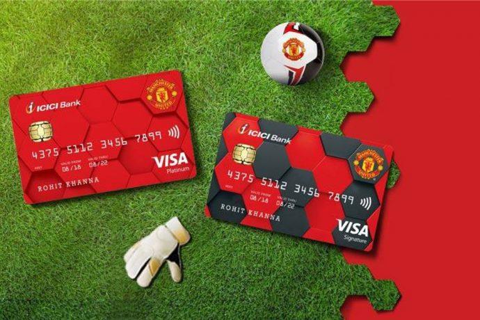 India's ICICI Bank announces partnership with Manchester United (Image courtesy: ICICI Bank)