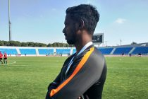 India U-16 head coach Bibiano Fernandes (Photo courtesy: AIFF Media)