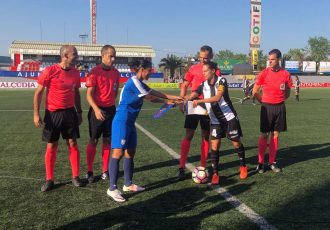 Ten-women India Women's national team lose to Levante UD in COTIF Women's Tournament (Photo courtesy: AIFF Media)