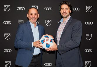 Major League Soccer and Audi extend partnership (Photo courtesy: MLS)