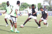 Mohammedan Sporting Club match action (Photo courtesy: Mohammedan Sporting Club)