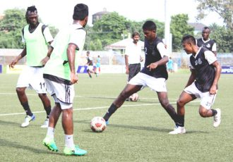 Mohammedan Sporting Club match action (Photo courtesy: Mohammedan Sporting Club)