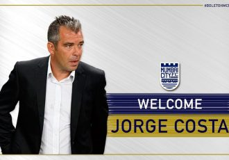 Mumbai City FC appoint Jorge Costa of Portugal as their new head coach. (Image courtesy: Mumbai City FC)