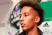Germany youth international Thilo Kehrer (© CPD Football)