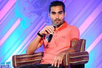 Bengaluru FC playmaker Dimas Delgado during the ISL Media Day in Bengaluru. (Photo courtesy: Bengaluru FC)