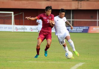 FC Pune City stay alive with dramatic 3-3 draw against FC Goa Reserves (Photo courtesy: AWES)