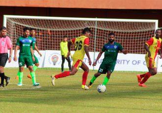 Gokulam Kerala FC drub Sesa FA 4-1 in AWES Cup (Photo courtesy: AWES)