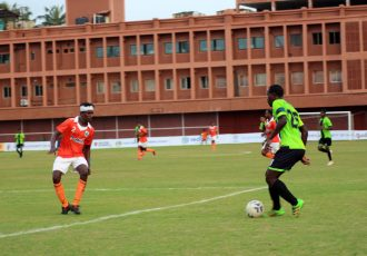 Sporting Clube de Goa rally to hold Gokulam Kerala FC in AWES Cup (Photo courtesy: AWES)