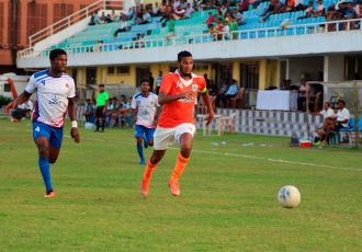 ONGC edge past Sporting Clube de Goa in AWES Cup (Photo courtesy: AWES)