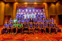 The Chennaiyin FC squad for the 2018/19 Indian Super League (ISL) season. (Photo courtesy: Chennaiyin FC)