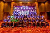 The Chennaiyin FC squad for the 2018/19 Indian Super League (ISL) season. (Photo courtesy: Chennaiyin FC)