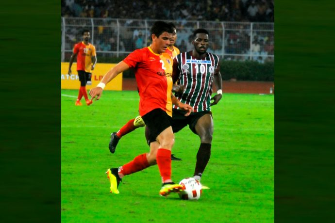 East Bengal hold Mohun Bagan to 2-2 draw in CFL comeback.
