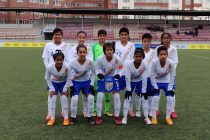 India U-16 Women's national team (Photo courtesy: AIFF Media)