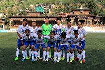 India U-18 Women's national team at the SAFF U-18 Women's Championship 2018. (Photo courtesy: AIFF Media)