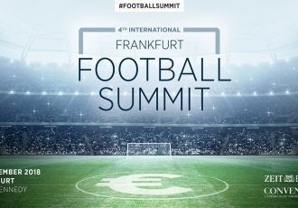 4th International Frankfurt Football Summit 2018