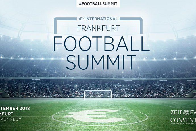 4th International Frankfurt Football Summit 2018