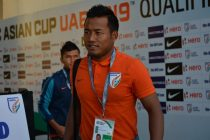 Indian national team star striker Jeje Lalpekhlua. (Photo courtesy: AIFF Media)