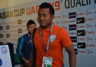 Indian national team star striker Jeje Lalpekhlua. (Photo courtesy: AIFF Media)