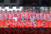 Odisha Sub-Junior State Boys team for the East Zone qualifiers of the Sub-Junior Boy's National Football Championship (Photo courtesy: Football Association of Odisha)