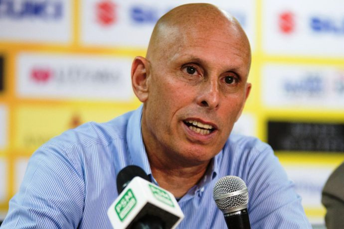 Indian national team coach Stephen Constantine. (Photo courtesy: AIFF Media)