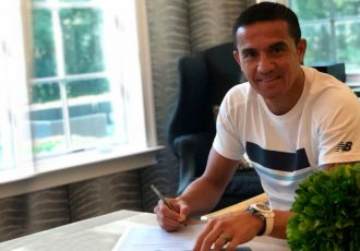 Jamshedpur FC sign Australian legend and superstar Tim Cahill. (Photo courtesy: Jamshedpur FC)