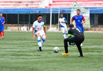 Lalengzama to lead Bengaluru FC 'B' in J&K Invitational Cup and Sikkim Gold Cup. (Photo courtesy: Bengaluru FC)