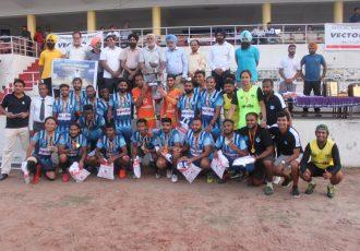 Minerva Punjab FC crowned champions of the 32nd Punjab State Super League. (Photo courtesy: Minerva Punjab FC)