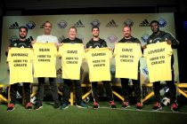 Real Kashmir FC and adidas India announce their official partnership. (Photo courtesy: adidas India)