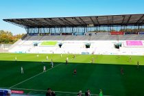 Allianz Frauen-Bundesliga encounter between SGS Essen and 1. FFC Turbine Potsdam at the Stadion Essen. (© CPD Football)