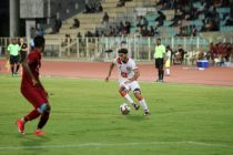 Match action between FC Goa and Churchill Brothers SC at the Bambolim Stadium. (Photo courtesy: FC Goa)