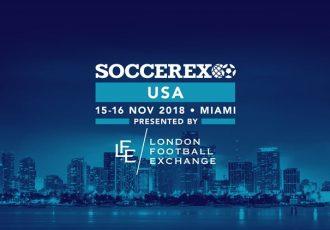Soccerex USA 2018