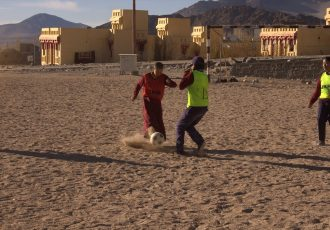AIFF Baby Leagues in Leh Ladakh receive heartwarming response. (Photo courtesy: AIFF Media)