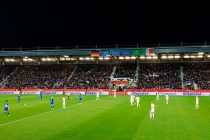 Match action during the Women's international friendly match between Germany and Italy at the osnatel Arena in Osnabrück, Germany on November 10, 2018. © CPD Football