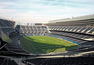 The Soldier Field in Chicago will host the 2019 Concacaf Gold Cup final. (Photo courtesy: Concacaf)