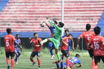 U-18 Youth League match action between Bengaluru FC and Ozone FC. (Photo courtesy: AIFF Media)