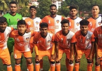 The FC Goa Developmental Side. (Photo courtesy: FC Goa)