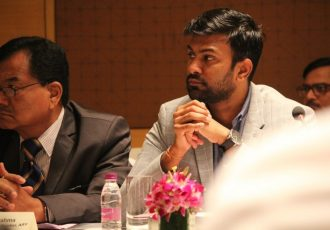 AIFF Director of National Teams and former India captain Abhishek Yadav. (Photo courtesy: AIFF Media)
