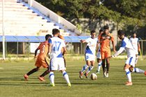 Midfielder Altamash Sayed in action for Bengaluru FC B. (Photo courtesy: Bengaluru FC)