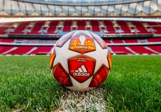 The official matchball of the 2018/19 UEFA Champions League Final: adidas Madrid Finale19. (Photo courtesy: adidas)