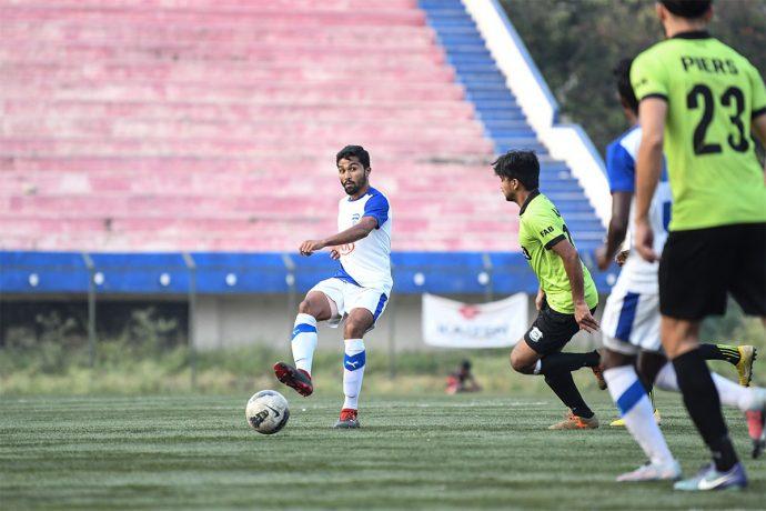 Match action from Bengaluru FC B's BDFA Super Division League campaign. (Photo courtesy: Bengaluru FC)