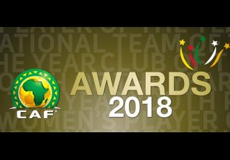 CAF Awards 2018 (Image courtesy: CAF)