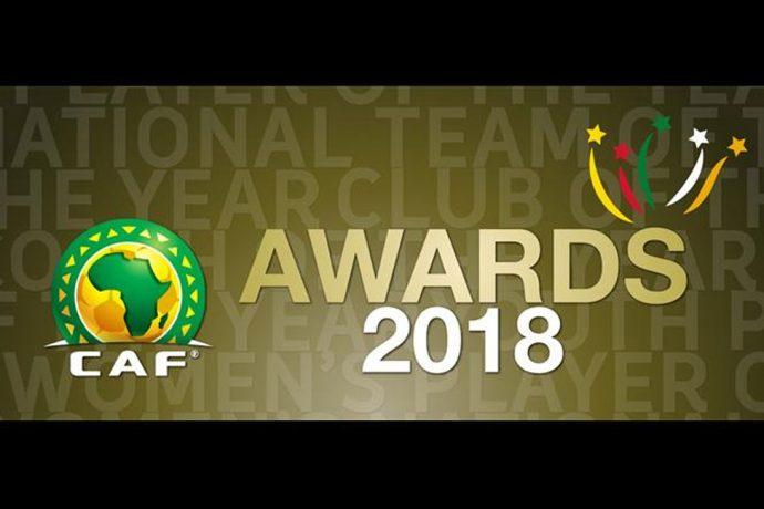 CAF Awards 2018 (Image courtesy: CAF)
